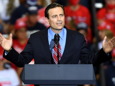 POLITICO: Laxalt launches Senate bid in Nevada
