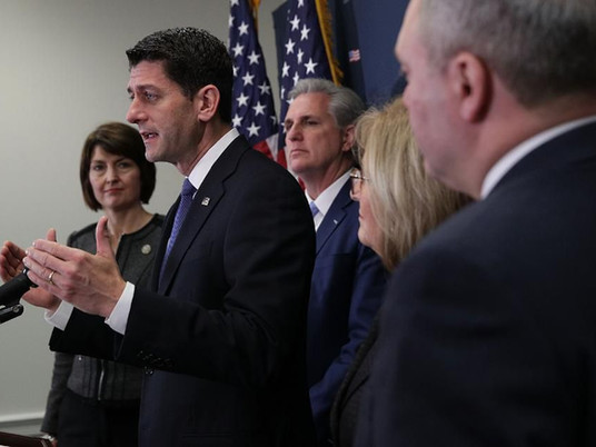 Obamacare Repeal And Replace Is A Tax Cut Getting Bigger All The Time