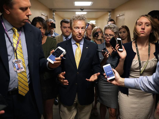 Why Rand Paul Should Vote For The Tax Reform Budget