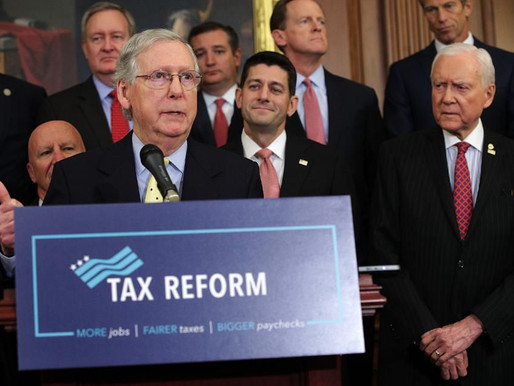 Death Tax Repeal Is Key To Tax Reform's Political And Economic Future