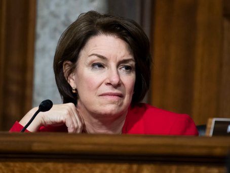 Sen. Amy Klobuchar calls on Justice Department to probe Amazon-MGM deal