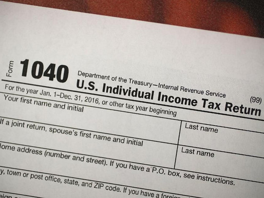 Top Ten IRS Reforms the U.S. House of Representatives Will Consider During Tax Week