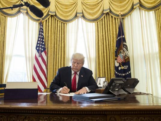 Trump Alone Can Cut Taxes