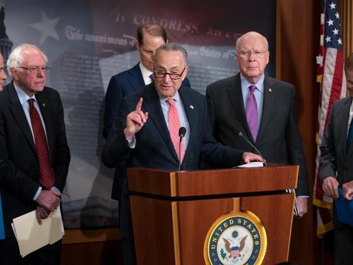 Democratic Tax Hike Plan Hits Blue States Hardest