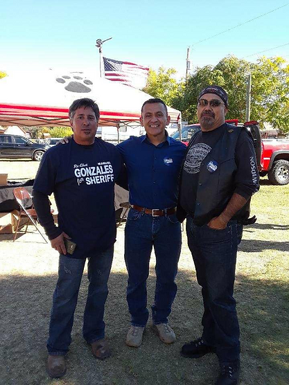 Support Manny Gonzales for Mayor of Albuquerque