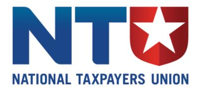 NTU's Pete Sepp Outlines Tax Reform
