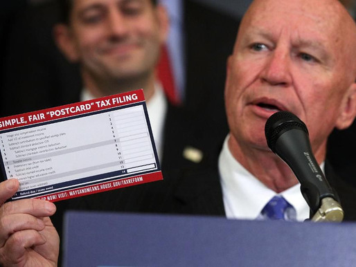 GOP Tax Reform Plan Is The Right Mix Of Pro-Growth And Pro-Middle Class Tax Relief