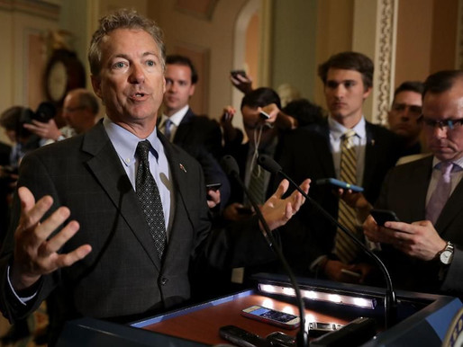 Rand Paul's Giant Tax Cut Misunderstanding