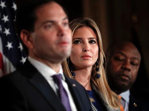 Marco Rubio's Criminally Negligent Child Credit Amendment to Tax Reform
