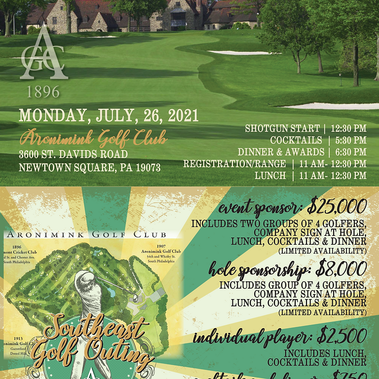 Southeast Golf Outing