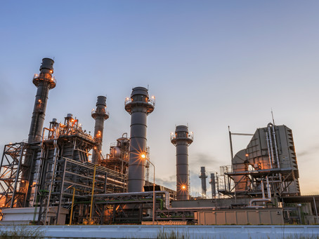 Emissions Drop Attributed to Natural Gas Power Generation Shift