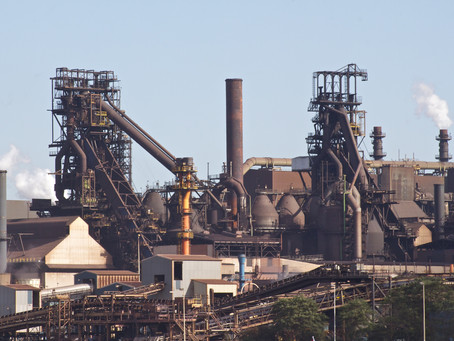 Plans for Gas Well on Steel Mill Property Scrapped