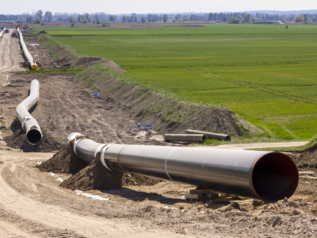 Use of Federal Water-Crossing Permit for Pipelines Suspended
