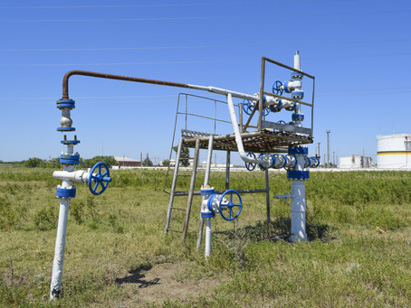 Study Analyzes Relationship between Wastewater Well Sites and Socioeconomics