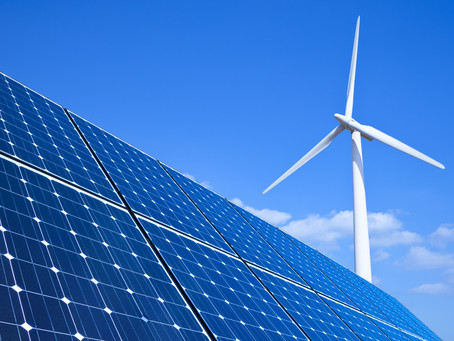 Renewable Energy Continues to Gain on Gas, Coal