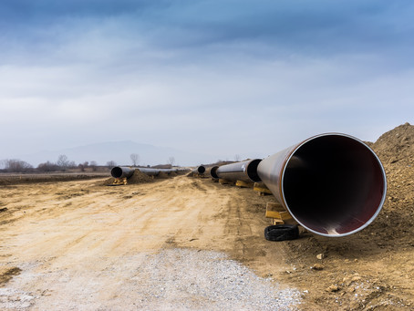 A Late-Term Rollback on Pipeline Reporting Requirements Finalized