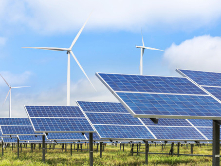 EIA: Renewables Surpass Coal Generation for First Time