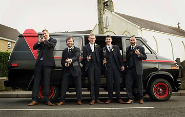 A Team wedding Ireland