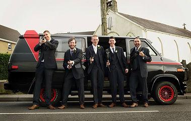 A Team wedding Ireland