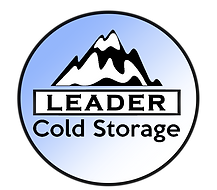 Leader Cold Stoage logo
