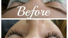 Before and After Care For Lash Extensions