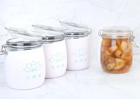 一個月套票 (一級花膠湯700ml) One Month Package (Normal Fish Maw 700ml)