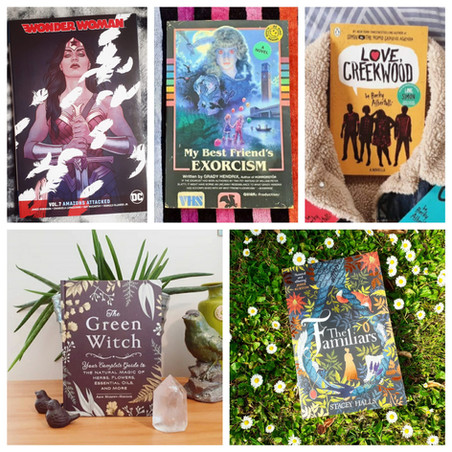 2020 Reads: October