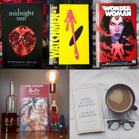 2020 Reads: August