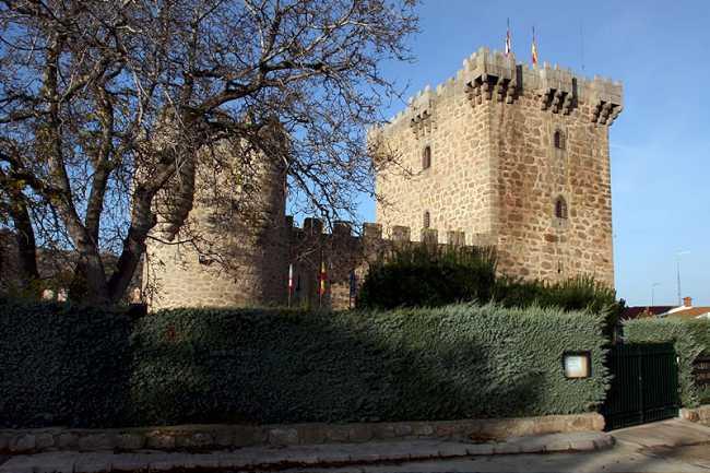 Castillo de Villaviciosa.
