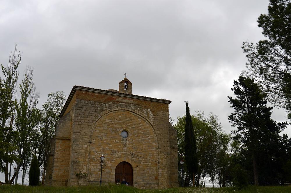 Ermita de Santiago o del Otero.