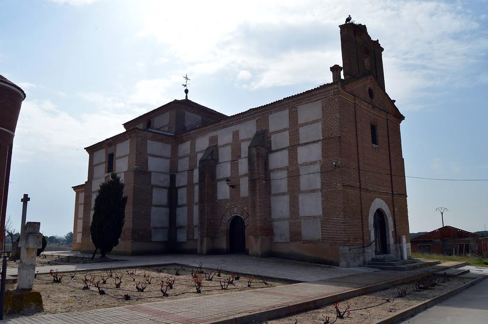 Ermita del Cristo del Humilladero de Alcazarén.