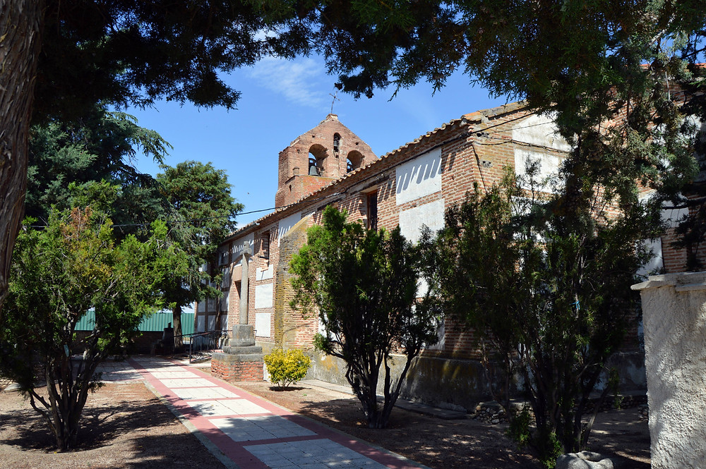 Iglesia de San Martín Obispo.