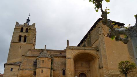 Santoyo, tierra de palomares y parada obligatoria en la ruta de las Catedrales de Tierra de Campos