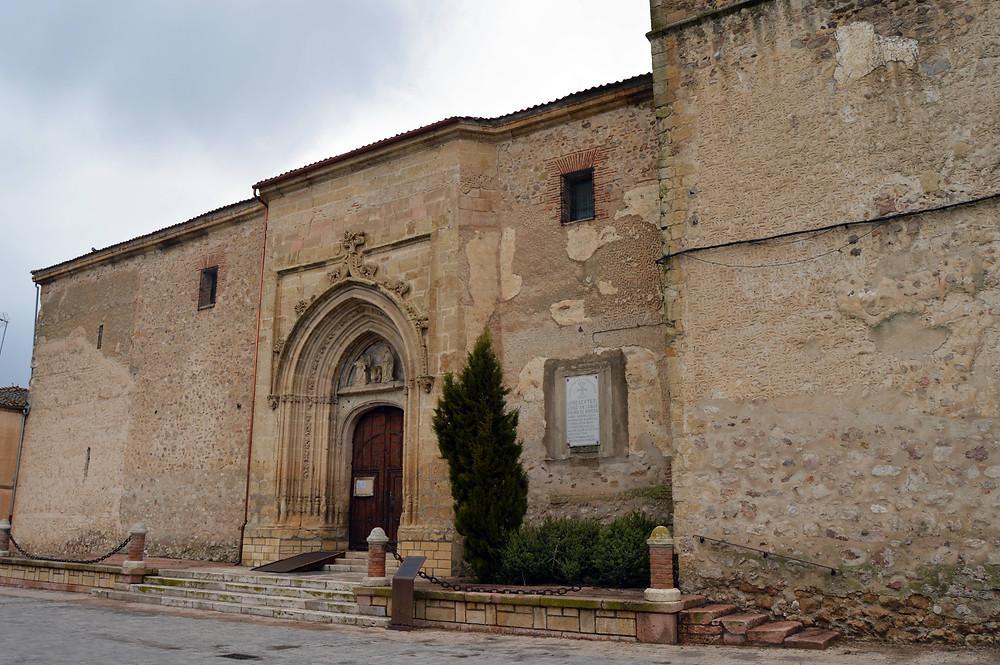 Iglesia de Santa María donde se celebró el Sínodo.