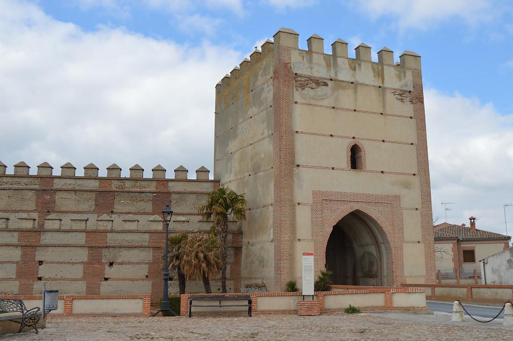 Puerta de Arévalo.