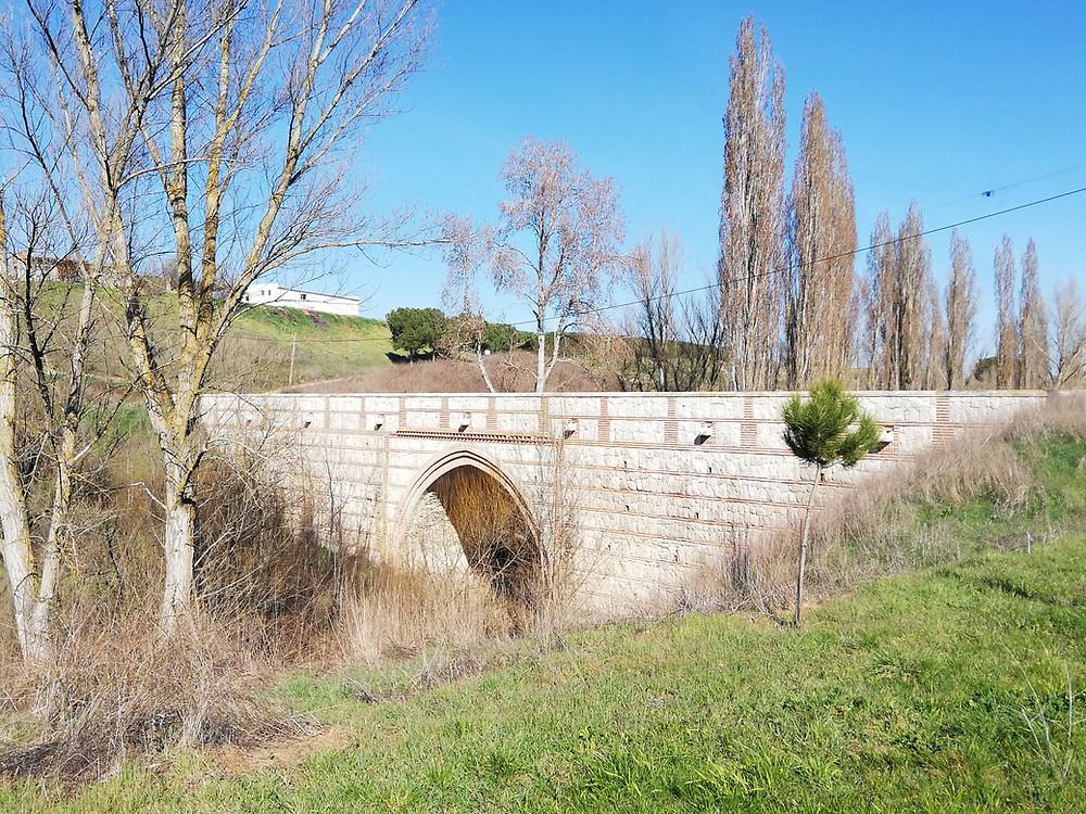 Puente de los Barros.