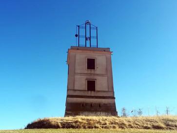 La torre del telégrafo óptico de Adanero, fiel testigo de las comunicaciones en el siglo XIX