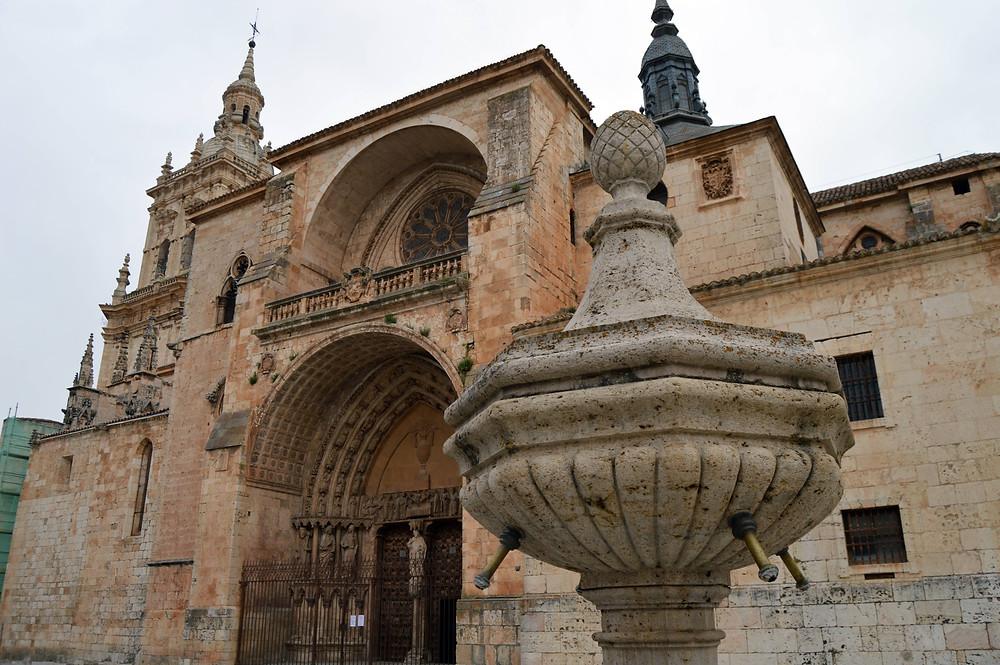 Catedral de Santa María de la Asunción.