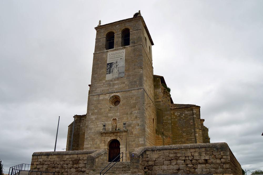 Iglesia de Santa María del Castillo.