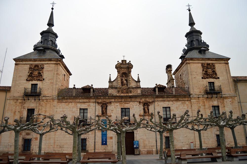 Antiguo Hospital de San Agustín.
