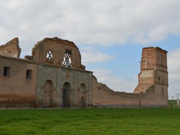 El Convento Agustino de Extramuros, un monumento BIC en ruinas con una historia de luces y sombras