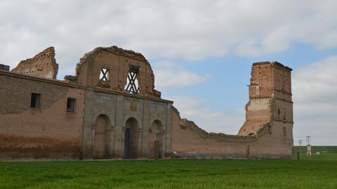 """El """"Escorial de Castilla"""", un monumento BIC en ruinas"""