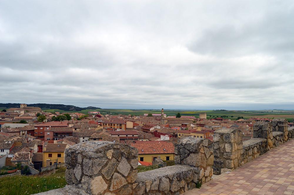 Vista general de Astudillo.