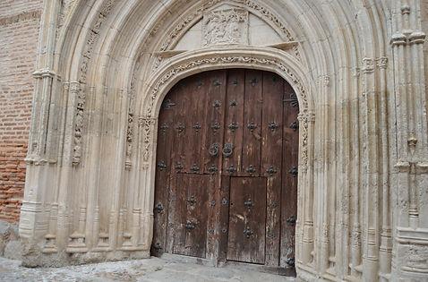 puerta iglesia nuestra señora de la asun