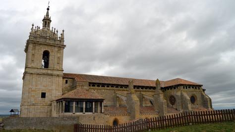 Támara de Campos, corazón de la Ruta de las Iglesias catedralicias