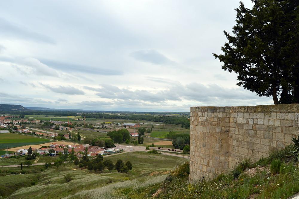 Vista general desde el castillo.