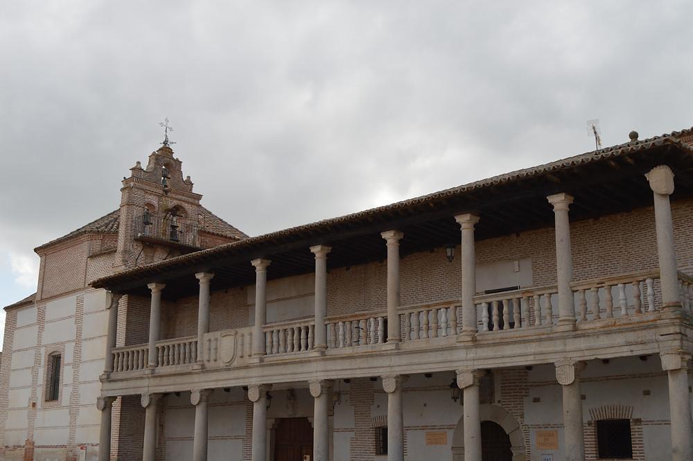 Real Hospital de la Purísima Concepción.