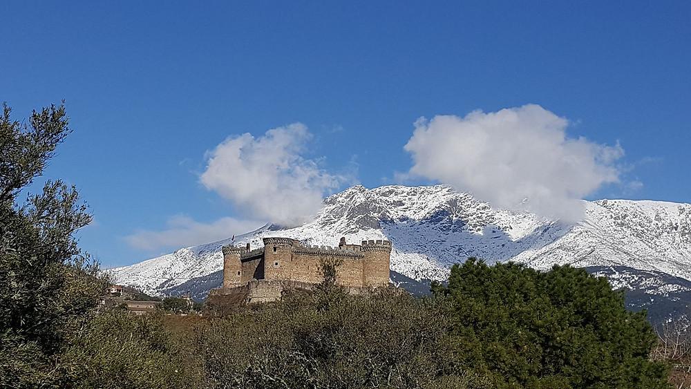 Castillo del Duque de Alburquerque.