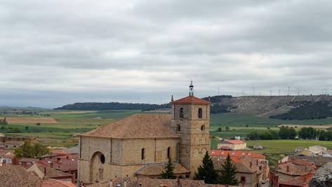 Astudillo, aire medieval en pleno Cerrato palentino