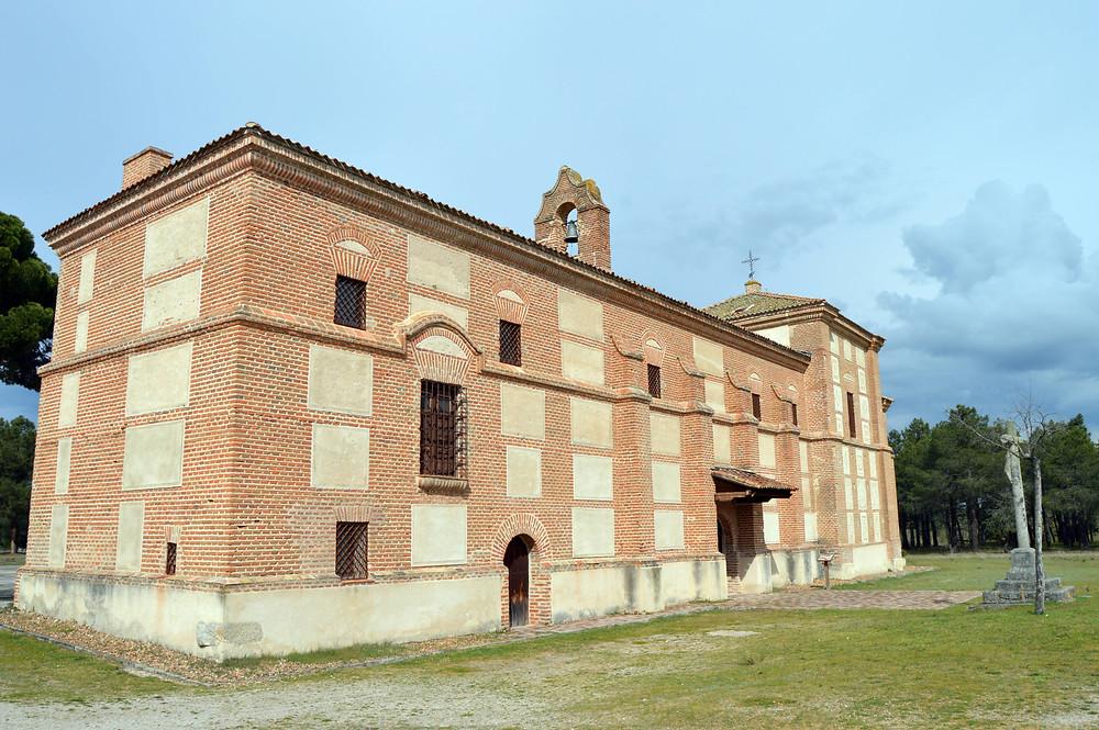 Ermita de la Virgen del Pinarejo.